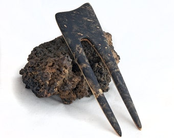 BUCKEYE BURL & PINE Hair Fork - 2 Prong