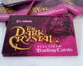 Dark Crystal Trading Cards