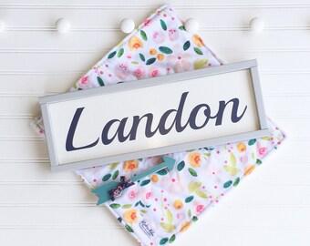 Baby Girl Nursery Name Sign .Name Sign . Baby Girl Nursery . Coral Nursery. Grey . Arrow Name Sign . Baby Shower .Big Girl Room .