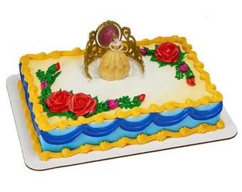 Beauty beast cake Etsy