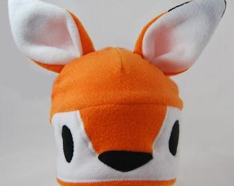 Fox Fleece Hat