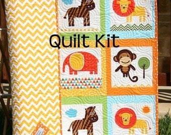 Cat In The Hat Quilt Kit Wholecloth Cheater By