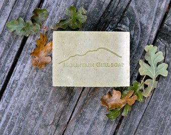 Sage & Spearmint - Handmade Vegan Soap