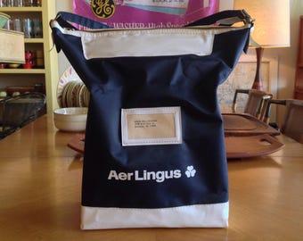 Aer Lingus Airlines Shoulder Travel Bag