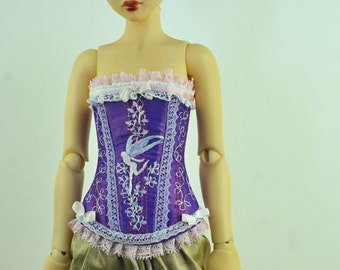 Dance of the Fairies BJD Art Line Corset for Narae MSD