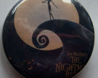 Jack Skellington Pin  Nightmare Before Christmas