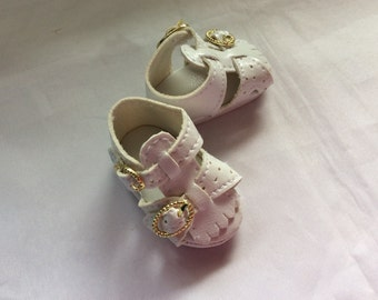 Salt water sandals, dolls shoes fit Wellie Wisher