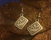 Tarot charm earrings  - Final sale