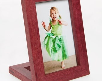 """Free standing picture frame vertical 4""""x6"""""""