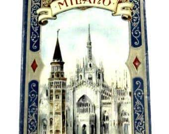 Concertina Book of Milan 32 Plates 1487949128CEH