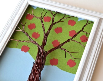 Apple Add-on Pack for Family Tree Frame Kits