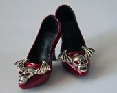 Kingdom Doll Vampire Shoes