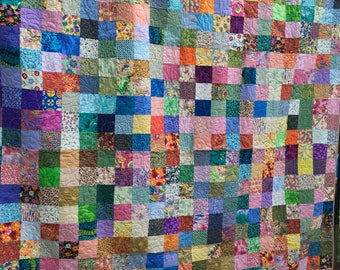 Handmade Queen Quilts - Patchwork Quilts -  King Quilts - Quilts - Queensize Quilt ,2