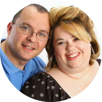 Jen and Greg Wright