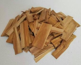 Sandalwood Chips For Burning Or Woodworking, Amazing Scent, Ethically Harvested Indian Sandalwood Logs, Santalum Album Wood