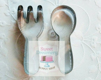 Fork Spoon Cookie Cutters