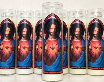 Chris Cornell Pop Culture Prayer Candle (1)