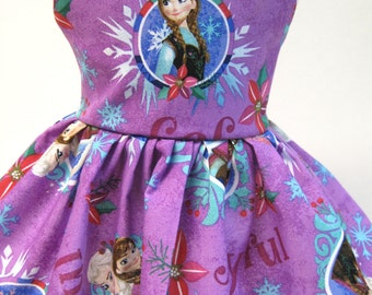 Christmas Sisters, Winter and Holiday Dress B