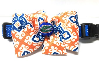 Dog Collar- The U of F Gators