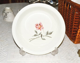 Vintage Comde Rose Ballerina Pie Pan by Universal Potteries 10