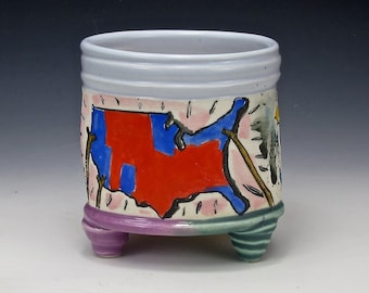 Red States / Blue States Cup