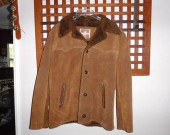 Pioneer Wear suede jacket size 42 Albuquerque, NM