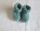 Baby Booties for Jay