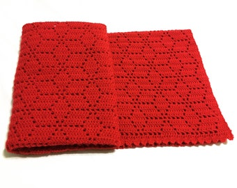 Crochet Afghan Pattern Tumbling Blocks