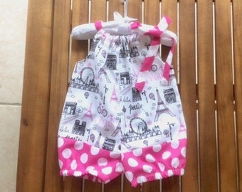 Newborn baby romper girl clothes baby girl bubble romper toddler romper