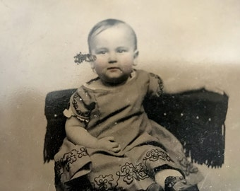 Antique Photography - Tin type, cabinet type photography