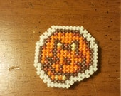 Stardew Valley Curled Up Sleeping Cat Cross Stitch Magnet