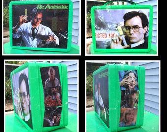 Re-Animator Custom Lunch Box