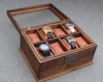 mens watch box s valet s box valet box 30706