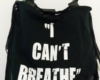 Upcycled T-Shirt Bag, Upcycled T-shirt Purse, T-shirt Tote Bag