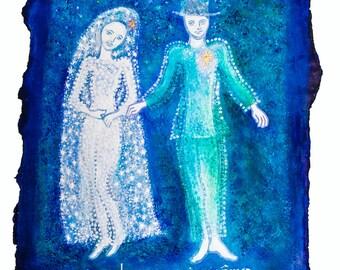 Bride and the Bridegroom