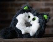 Mini Werewolf Donut Plush, Prototype *SALE*