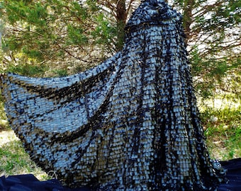 The Crow Black Cape
