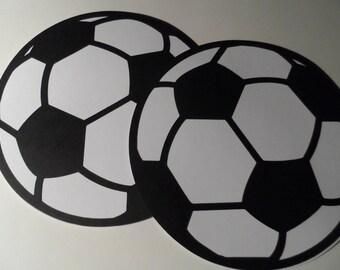Soccer balls ~