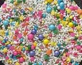 Unicorn Sprinkle Mix ~ Unicorn Sprinkles ~ Cupcake Sprinkles ~ Cake Sprinkles ~ Cookie Sprinkles ~ Pastel Sprinkles