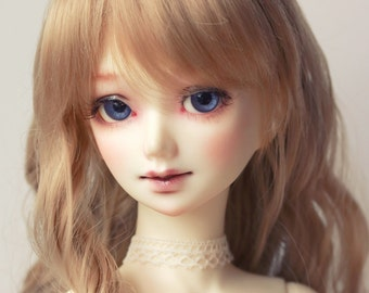 SD/DD/Unoa White Lace doll choker