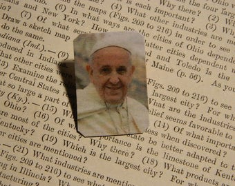 Pope Francis Lapel Pin Brooch Inspirational jewelry