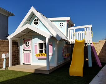 The Big Playhouse Xl by Imagine That Playhouses!