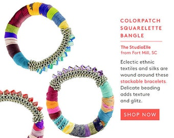 Beaded Bracelets, Tribal Bracelet, Fabric Jewelry, African Bracelet, African Jewelry, Ethnic Bracelet, Tribal Jewelry, Gift for her