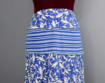 Up-cycled patchwork Tee-skirt. UK seller. Ships worldwide