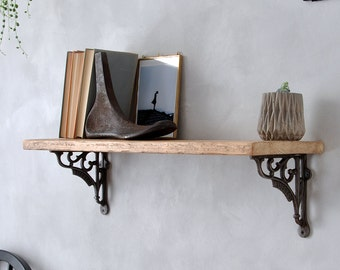 Waterloo Reclaimed Wood Shelf