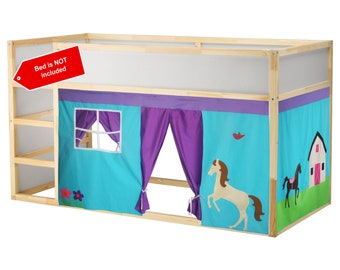 Horse theme playhouse