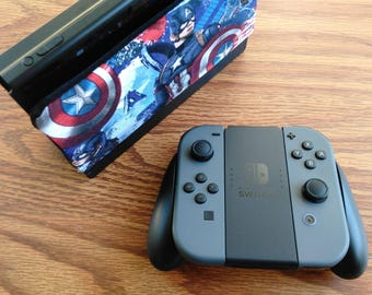 Nintendo Switch Dock Cover Cozy Sock #Dozy, *see care instructions