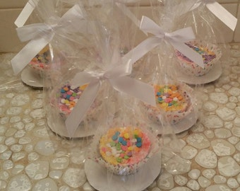 Cupcake Bath Fizzies
