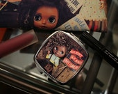 Harper Blythe Custom Full Color Printed Compact Mirror Womans March 2017 Tribute