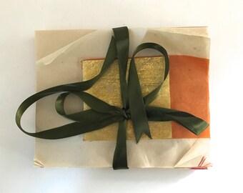 Vintage bundle of paper for craft